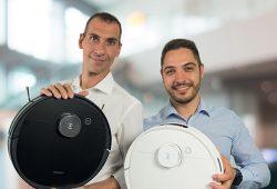 SofTeam e Ecovacs Robotics al Mobile Meeting